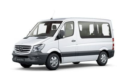Lease Mercedes-Benz Sprinter Tourer 12-14 Seat van leasing