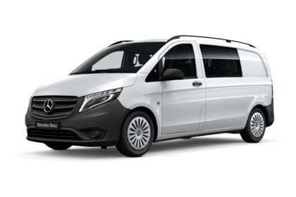 Lease Mercedes-Benz Vito van leasing